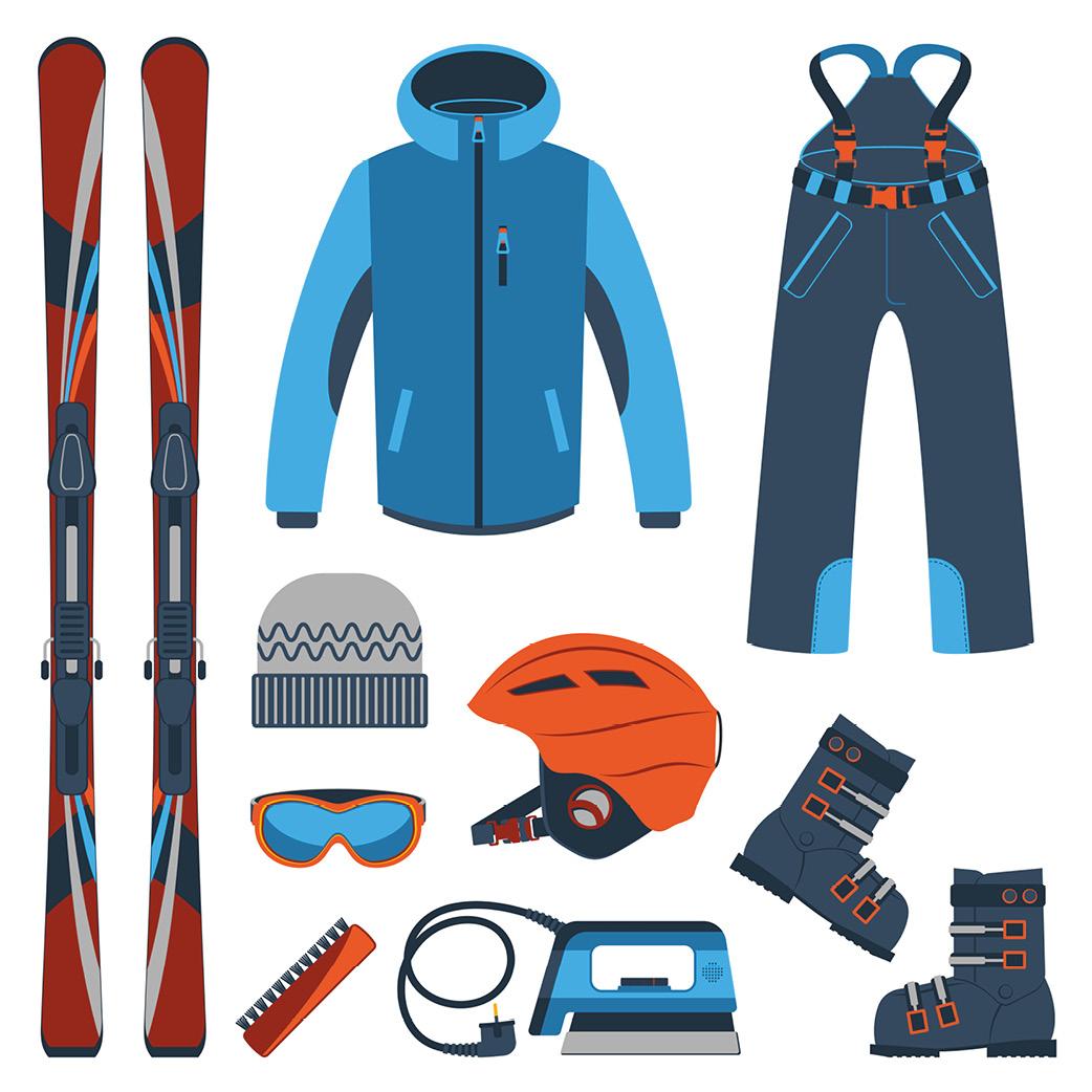 equipement et materiel de ski prosneige