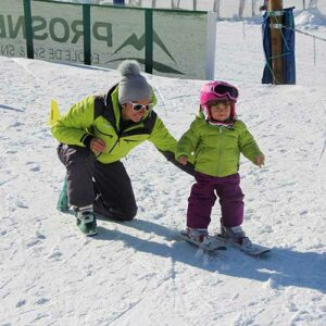lecon privée ski et snowboard val thorens