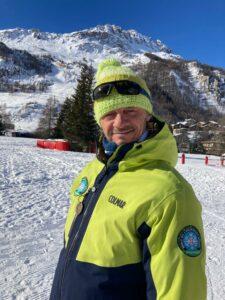 pascal gaubert moniteur de ski prosneige val d'isere