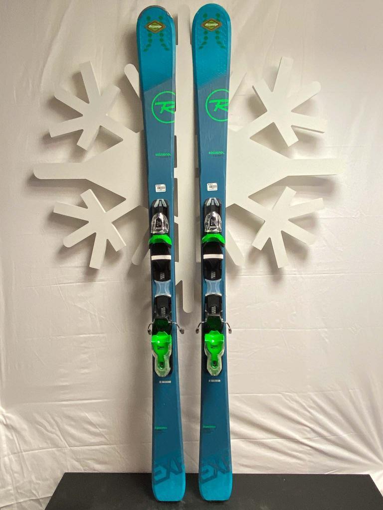 vente ski occasion rossignol albertville