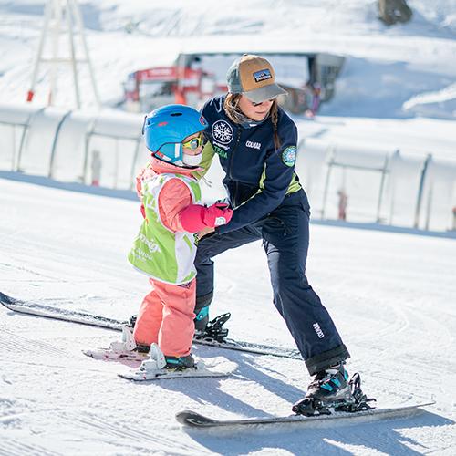 Cours de ski enfants prosneige