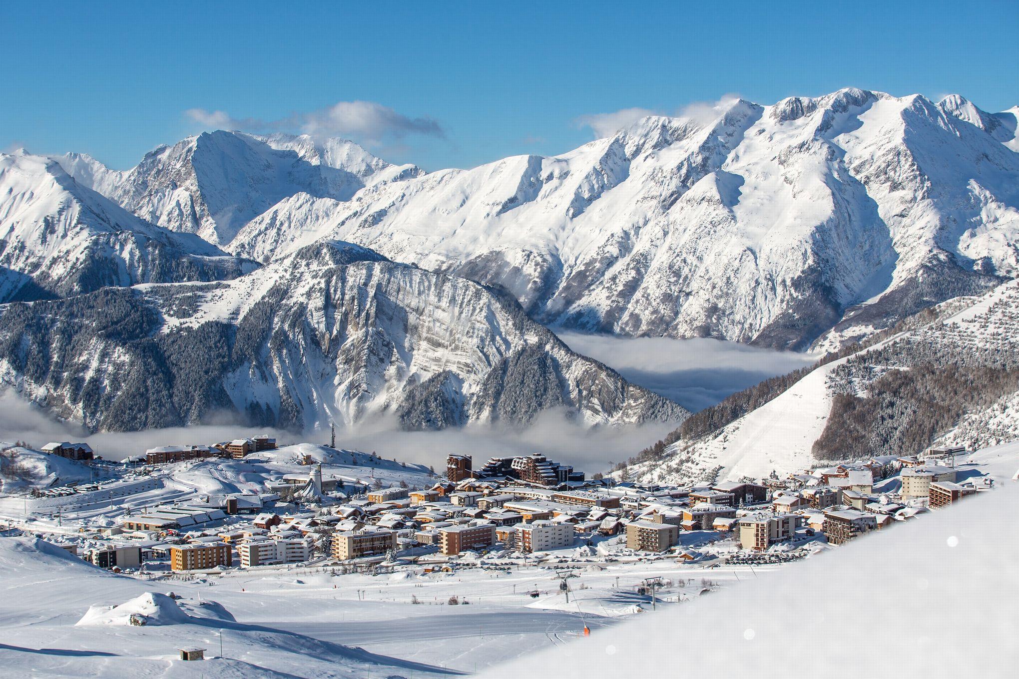 alpe d'huez prosneige ecole de ski