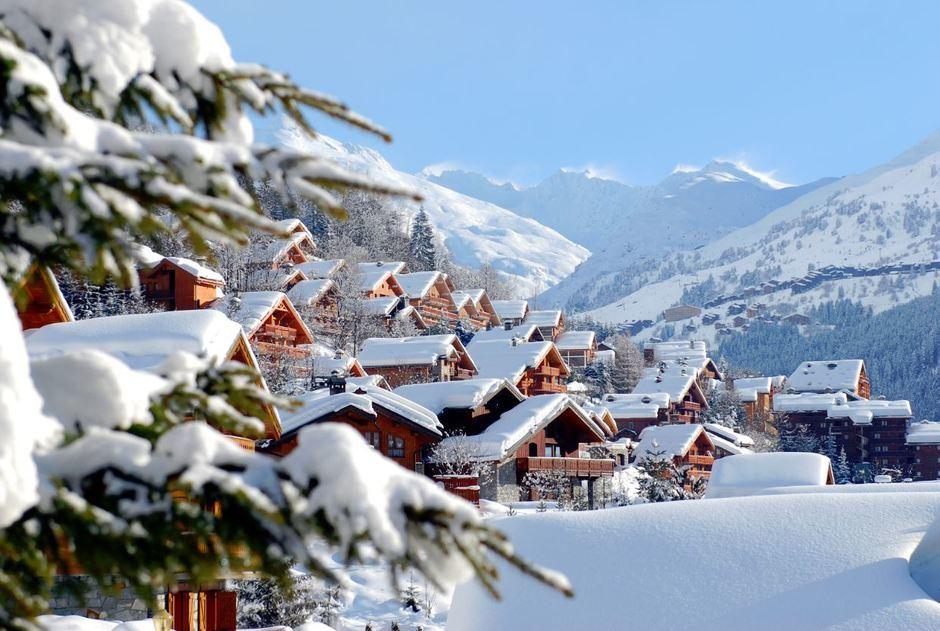 meribel prosneige ski school