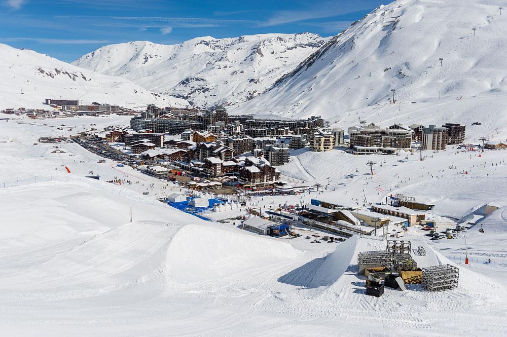 tignes prosneige ecole de ski